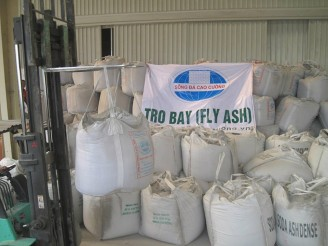 Tro bay SCL - FLY ASH